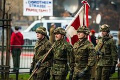 Självständighet av Polen Royaltyfri Foto