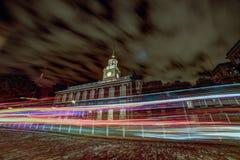 Självständighet Hall Trails Royaltyfri Fotografi