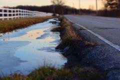 Självständighet MO Road Royaltyfri Fotografi