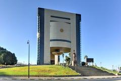 Självständighetmuseum, Windhoek, Namibia, Afrika Royaltyfri Foto