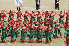 Självständighetsdagen av Bangladesh royaltyfri fotografi