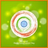 Självständighetsdagen av Indien Arkivfoton
