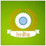 Självständighetsdagen av Indien Royaltyfria Bilder