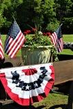 Självständighetsdagen fjärdedel av Juli, Amerikas förenta stater Fotografering för Bildbyråer