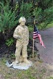 Självständighetsdagen fjärdedel av Juli, Amerikas förenta stater Royaltyfri Bild
