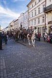Självständighetsdagen Polen Royaltyfria Foton