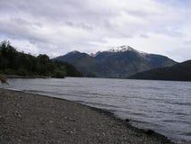 Sjö & berg Arkivbild