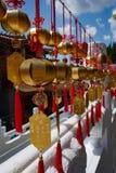 Sjö för Taiwan solmåne, minnes- korridor royaltyfria foton