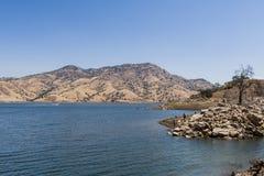 Sjö Kaweha, Kalifornien, USA Arkivfoto