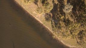 Sjö Moogerah i Queensland Fotografering för Bildbyråer