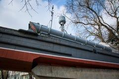 Sjö- museum i Varna lökformig fotografering för bildbyråer