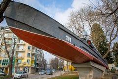 Sjö- museum i Varna lökformig arkivbilder
