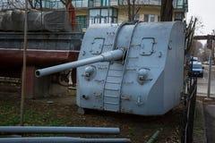 Sjö- museum i Varna lökformig arkivbild