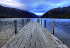 Sjö Rotoiti, Nya Zeeland arkivfoton