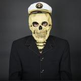 sjö- skelett för lockman Royaltyfria Bilder