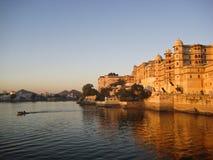 Sjö Udaipur arkivfoton