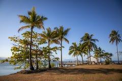Sjöbod Port Douglas Royaltyfria Bilder