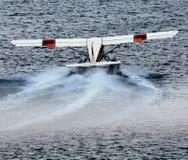 Sjöflygplanstart Royaltyfri Foto