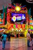 Sjöjungfruar kasino, Las Vegas, NV Fotografering för Bildbyråer
