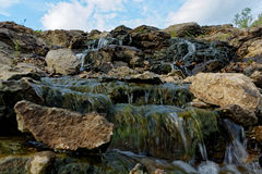 SjöMacBride vattenfall Royaltyfria Foton