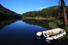 Sjön Royaltyfri Fotografi