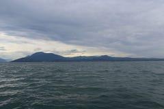 Sjön av Garda Royaltyfria Bilder