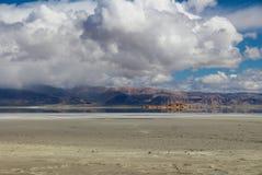 Sjön i Tibet Royaltyfri Fotografi