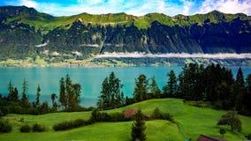 Sjön Lucerne Royaltyfria Bilder