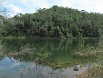 Sjön och fördärvar Royaltyfri Bild