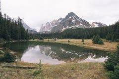Sjönolla-` Hara Trail arkivfoto