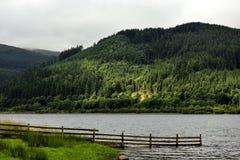 Sjöområde i UK Royaltyfria Bilder
