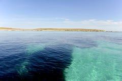 sjösida Royaltyfria Foton