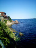 sjösida Royaltyfri Foto
