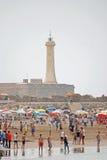 Sjösida i Rabat Marocko fotografering för bildbyråer