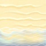 Sjösidabakgrund Fotografering för Bildbyråer