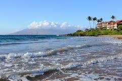 Hav-siden beskådar Arkivfoton