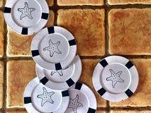 sjöstjärnor Royaltyfri Foto