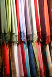 Sjaals   Royalty-vrije Stock Afbeeldingen