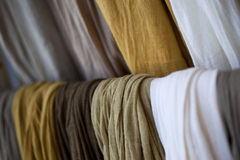 sjaals Royalty-vrije Stock Foto's
