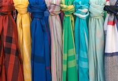 sjaals Royalty-vrije Stock Afbeelding