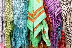 Sjaals Stock Afbeelding