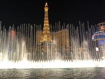 Sjacheraar Eiffel royalty-vrije stock fotografie