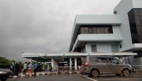 Sjah amanat internationale luchthaven Stock Foto's