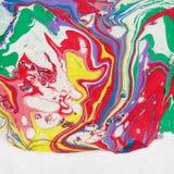 Sjaskig chic bakgrund med marbeled färg vektor illustrationer