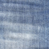 Sjaskig jeanstextur Royaltyfri Fotografi