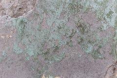 Sjaskig murbrukvägg arkivbilder