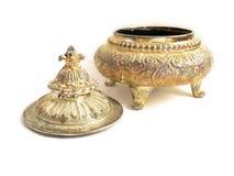 Sjaskig smyckenask Royaltyfria Foton