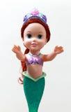 Sjöjungfru för Disney tecken Arkivfoton