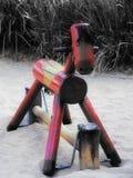 Sjofel paard Stock Afbeeldingen