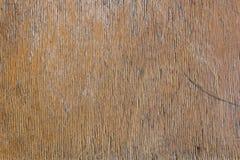 Sjofele achtergrond, oude houten achtergrond, bruine textuur, Stock Foto